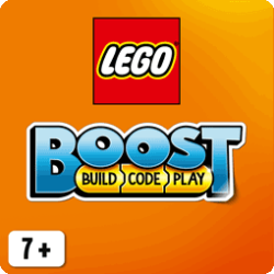 LEGO BOOST Build Code Play