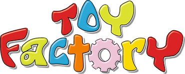 Toy Factory Erfurt Vedes Point logo