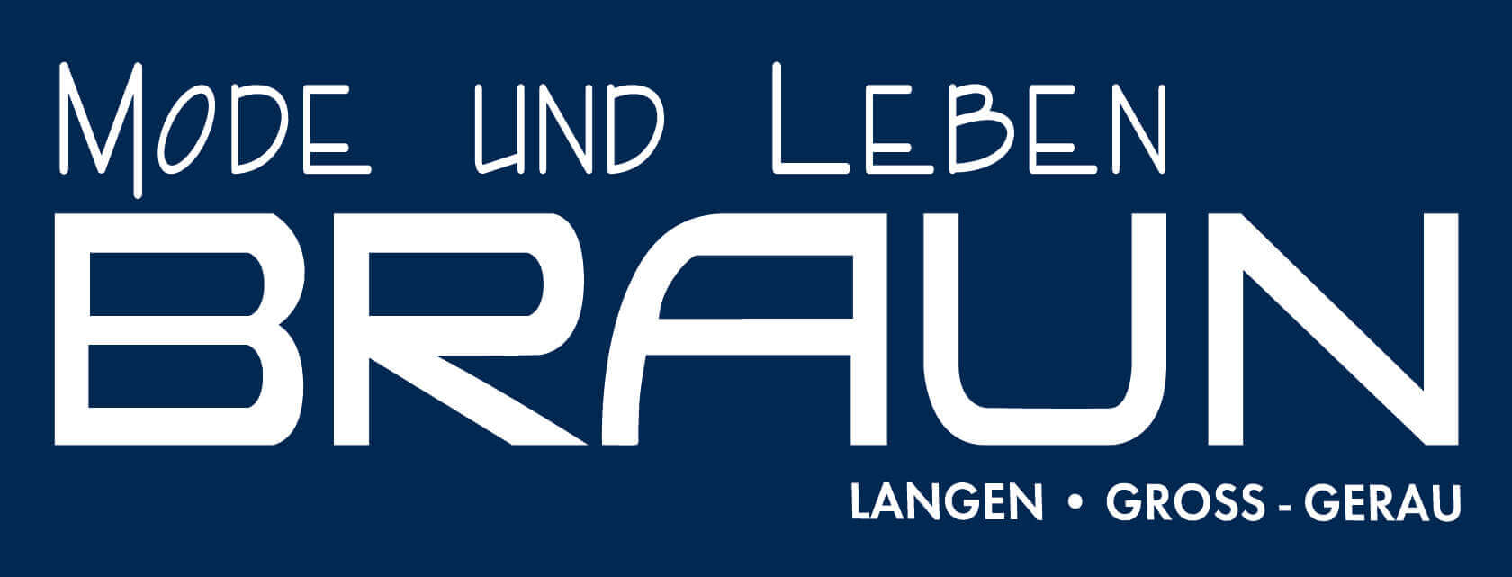 Kaufhaus BRAUN GmbH logo