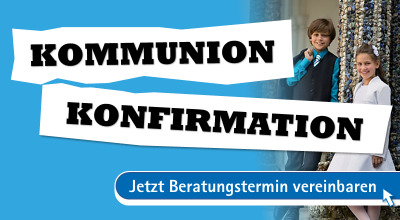 Kommunion & Konfirmation - WiRTH Mainz