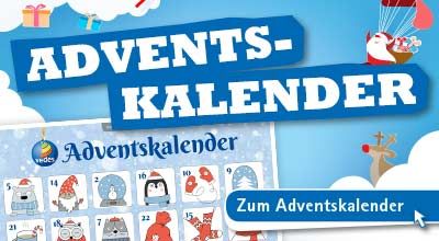 VEDES Adventskalender