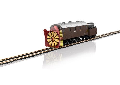 LGB L26605 I+0 Dampfschneeschleuder RhB