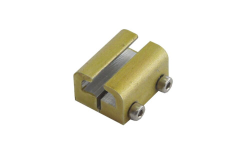 G Metall-Schraubklemme für Schienenverbinder 10 Stck.
