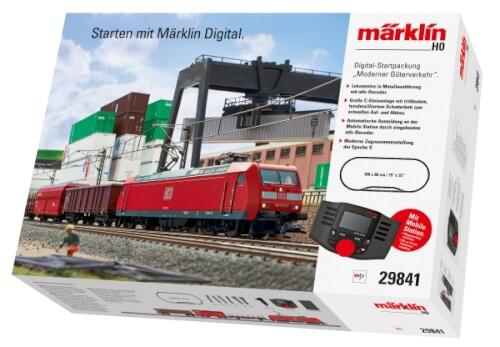 Märklin 29841 Digital-Startpackung Mod.Güterverkehr