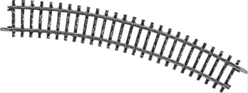 Märklin 2221 H0-Gleis geb.r 360 mm, 30 Gr.