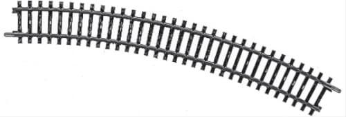 Märklin 2231 H0-Gleis geb.r 424,6 mm, 30 Gr.