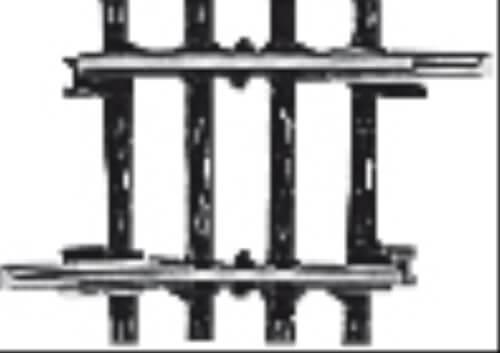 Märklin 2235 H0 Gebogenes Gleis