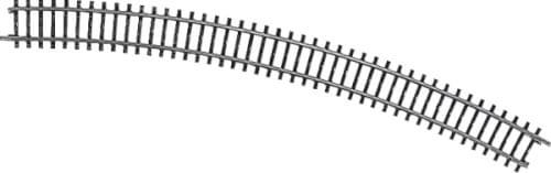 Märklin 2251 MÄRKLIN 2251 H0-Gleis geb.r618,5 mm,30 Gr.