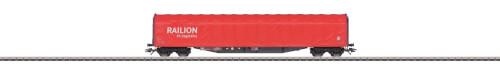 Märklin H0 Schiebeplanenwagen ''Railion DB''