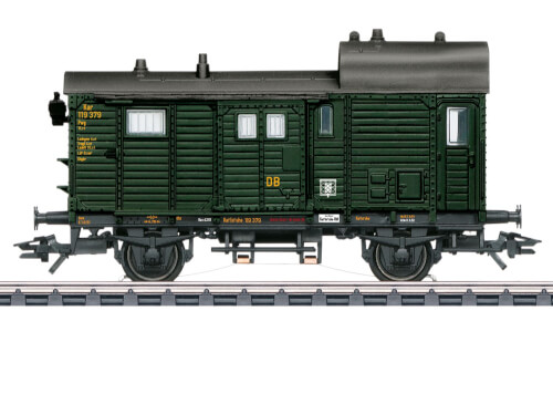 Märklin 46986 H0 Güterzug-Gepäckwagen Pwg Pr 14