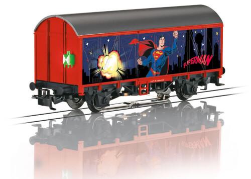 Märklin 44825 H0 Märklin Start up - Gedeckter Güterwagen Superman