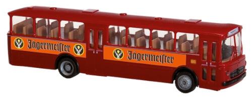 H0 Car System Start-Set MB O317k Bus Jägermeister