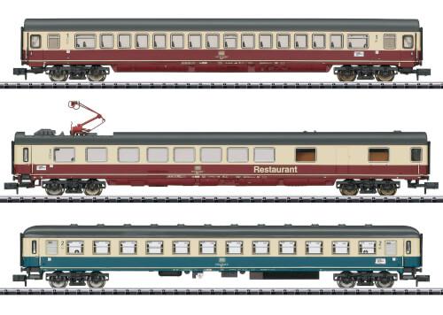 Trix T15459 N Schnellzugwagen-Set IC 611 Teil 1