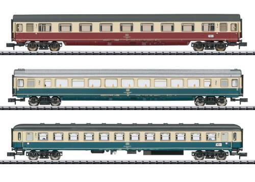 Trix T15460 N Schnellzugwagen-Set IC 611 Teil 2