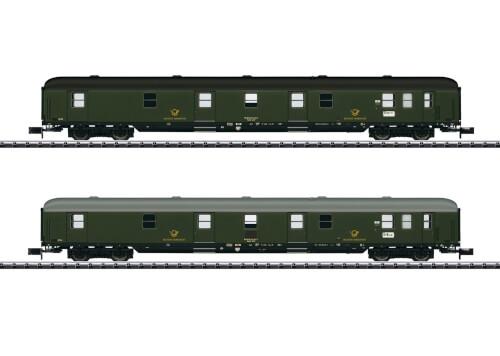 Trix T15540 N Wagen-Set Deutsche Bundespost