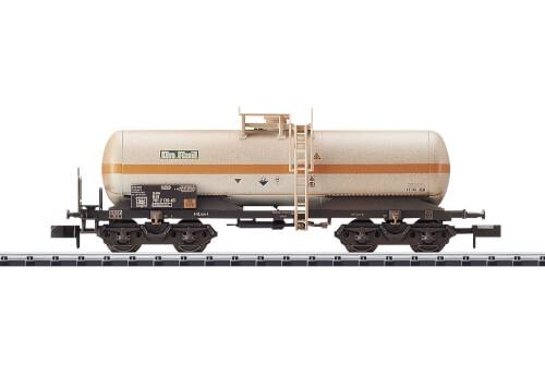 Trix T15584 N Chlorgaskesselwagen On Rail