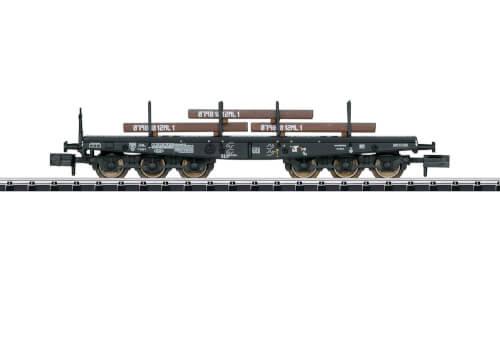 Trix T15453 N Schwerlastwagen -Set DB