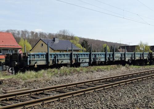Trix T15487 N Niederbordwagen Res PKP