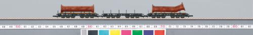 Märklin 82349 Schwerlastwagenset DB