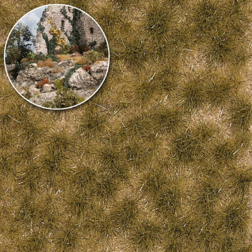 Grasbüschel extralang,Herbst