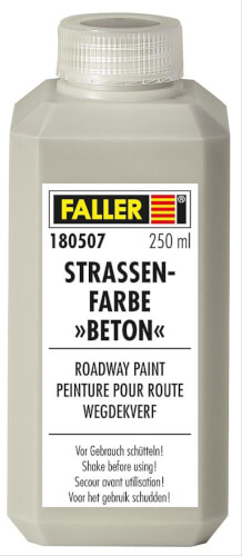 H0, TT, N, Z Straßenfarbe Beton, 250 ml