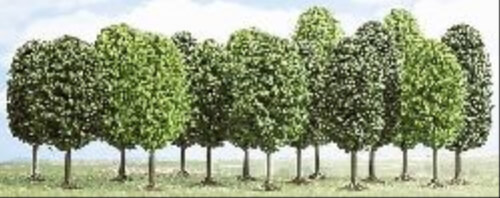 H0 12 Laubbäume
