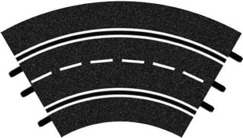 CARRERA DIGITAL 124 - Kurven 1/60° (3)