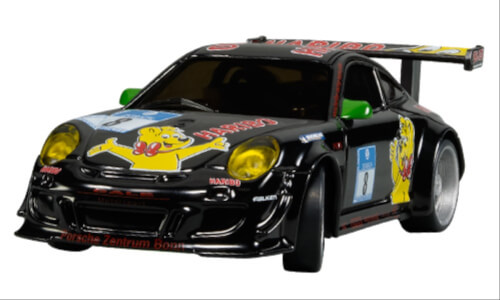 SIKU 6820 Racing Porsche 911 GT3 R Set