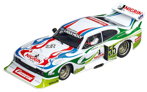 CARRERA DIGITAL 124 - Ford Capri Zakspeed Turbo ''Liqui Moly Equipe, No.55''