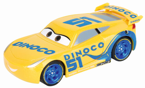 CARRERA FIRST - Disney·Pixar Cars - Dinoco Cruz
