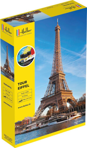 Glow2B Heller STARTER KIT Tour Eiffel