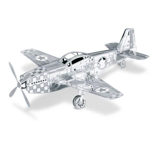 Metal Earth: Mustang P-51