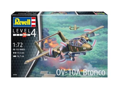Revell OV-10A Bronco