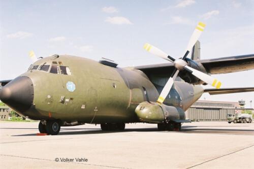 Revell C-160D Transall ESS/NG