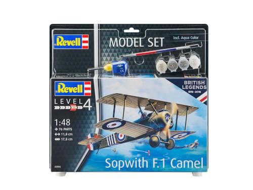Revell Model Set Sopwith Camels