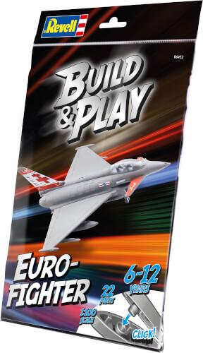 Revell Build & Play Eurofighter Typhoon