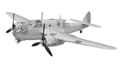 Glow2B Airfix Bristol Beaufort Mk.1