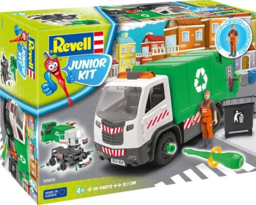 REVELL Garbage Truck