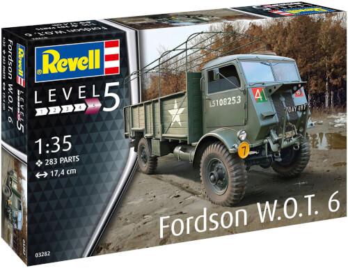 Revell Model W.O.T. 6