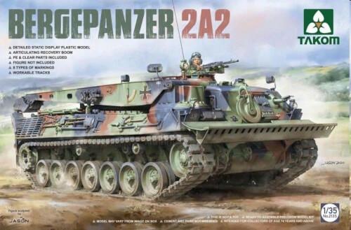 Takom Bergepanzer 2A2