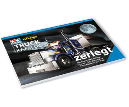 Truck-Katalog 01/2016 TAMIYA/