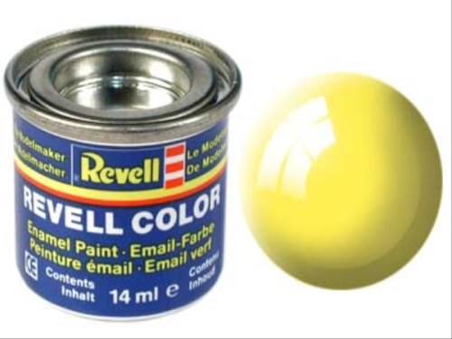 REVELL 32112 gelb, glänzend RAL 1018 14 ml-Dose