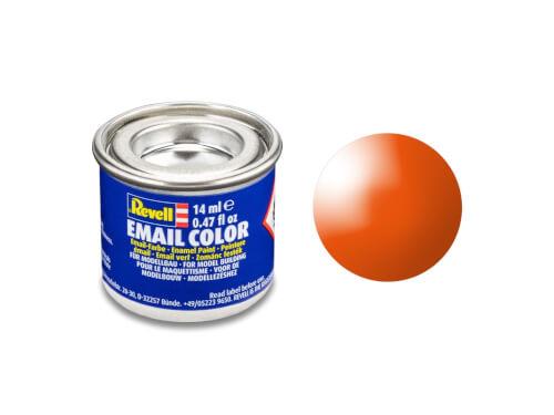 REVELL 32130  orange, glänzend RAL 2004 14 ml-Dose