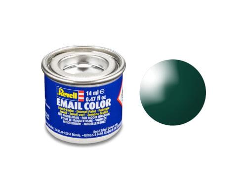 REVELL 32162  moosgrün, glänzend RAL 6005 14 ml-Dose