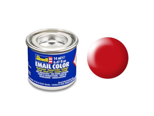 REVELL 32332 leuchtrot, seidenmatt  RAL 3026 14 ml-Dose
