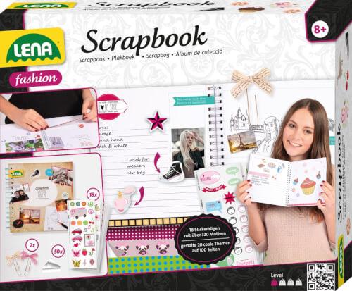 LENA Scrapbook, 20 Themen, ab 3 Jahre