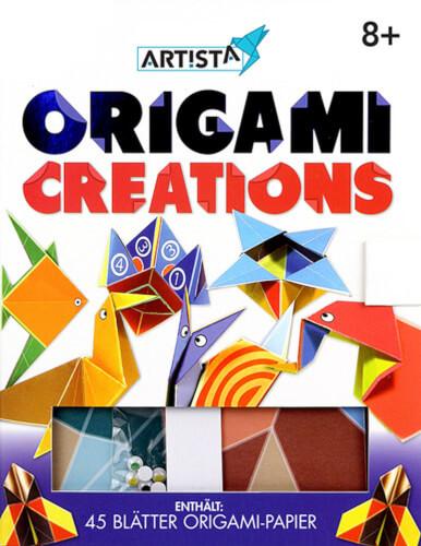 Arista - Origami Kreationen (Bastel-Set)