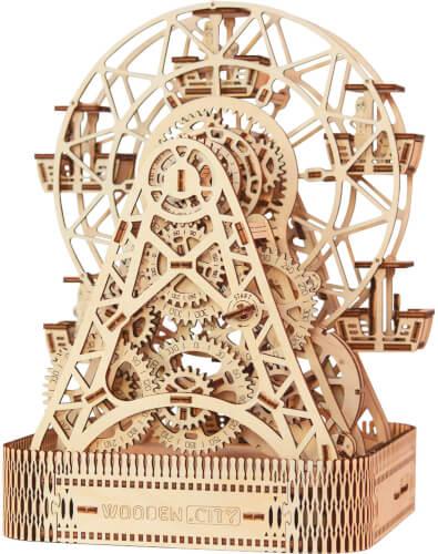 Wooden City: Ferris Wheel