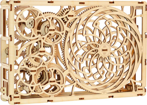 Wooden City: Kinetic Picture