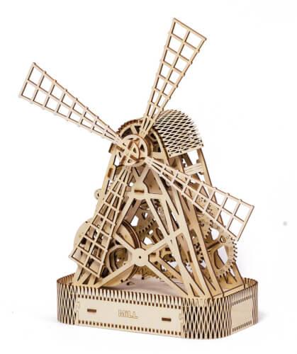 Wooden City: Windmill